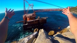 Exploring this insane ship wreck during my time in Africa with my new GoPro Hero5 and the KARMA Drone! Huge shoutout to my brother Chris for hosting me durin...