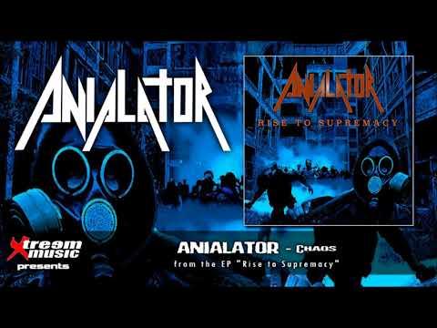 ANIALATOR - Chaos [2017]