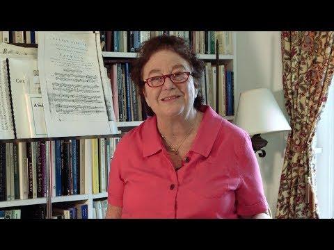 Ruth Perry on the Graduate Consortium of Women's Studies
