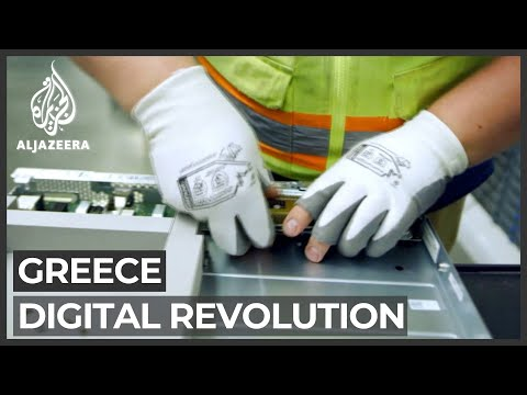 Pandemic pushes Greece towards digital overhaul