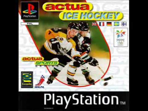 Actua Ice Hockey 2 PC