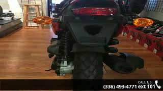9. 2016 Genuine Scooters Roughhouse 50 - Select Cycle - Gree...