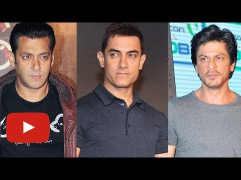 Salman Khan, Shah Rukh, Aamir Khan To Shoot Togeth