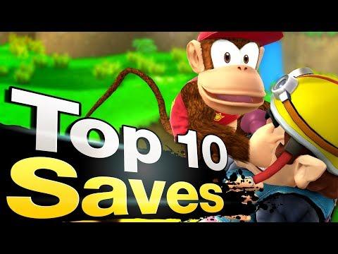 Smash 4 Wii U - Top 10 BEST Characters at Saving Teammates