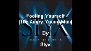 "The song ""Fooling Yourself"" by Styx ""Styx Greatest Hits"" backround with lyrics."