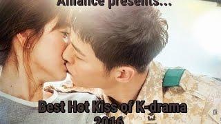 Video [Alliance] Best Hot Kiss of K-drama 2016 MP3, 3GP, MP4, WEBM, AVI, FLV Februari 2018