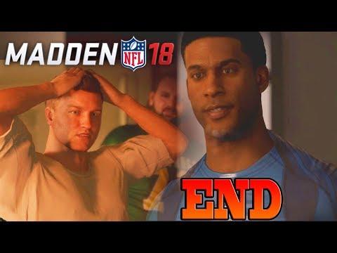 Madden 18 Longshot Story Mode Ending -THE NFL DRAFT! (видео)