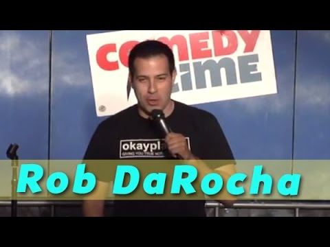 Quicklaffs - Rob DaRocha Stand Up Comedy