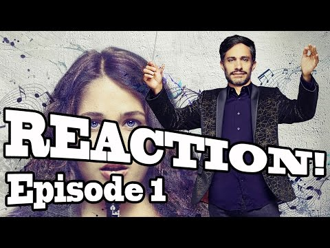 REACTION: Mozart In The Jungle - Season 2 Episode 1