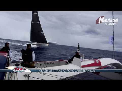 Clash of the MODs at RORC Caribbean 600