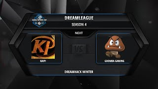 Kaipi vs Goomba, game 1