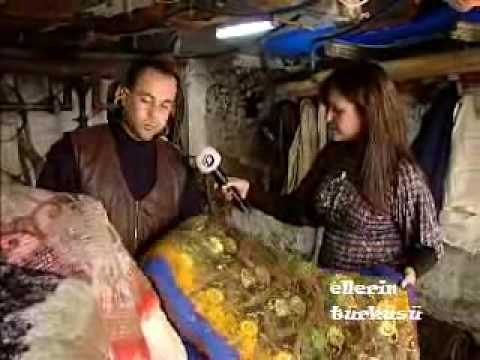 Keçe / Handmade Felt 1/3 - Ellerin Türküsü Kanal B