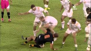 Jaguares v Chiefs Rd.4 2016 | Super rugby video highlights
