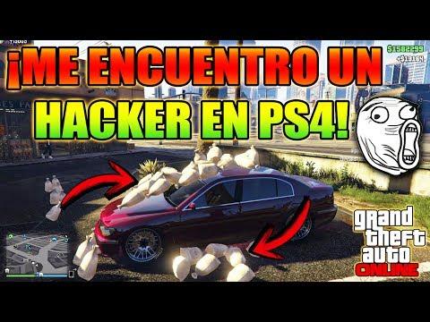 ME ENCUENTRO UN HACKER EN PS4! HACKS EN SESIONES PUBLICAS DE GTA 5 ONLINE! TIENES QUE VER ESTO!!