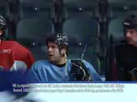 You Wouldn't Make It In The NHL! Funny Commercial