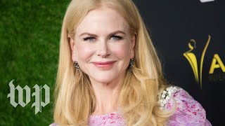 Nicole Kidman says marriage to Tom Cruise offered 'protection' from sexual harassment