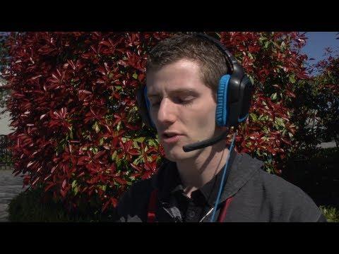 Logitech G430 Headset Unboxing & Overview