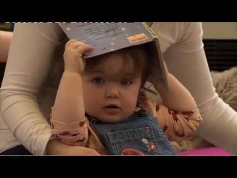 Keen to give literacy levels a boost, Amy Collingwood hopes to inspire more adults to read books to children.