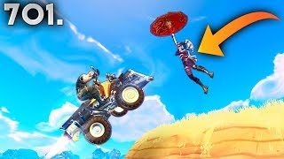 Video *SMART* 800 IQ VEHICLE KILL..!!! Fortnite Funny WTF Fails and Daily Best Moments Ep.701 MP3, 3GP, MP4, WEBM, AVI, FLV Maret 2019