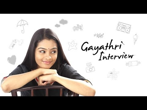 Galatta Exclusive Interview with Gayathrie