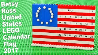 Presenting the Betsy Ross United States July calendar flag built completely out of Lego bricks. The design of the flag is credited to Betsy Ross who presented it to General George Washington in 1776.Content in this video is considered as family-friendly. Be respectful to others. All inappropriate comments will not be tolerated will be removed.JAYSTEPHER am not affiliated with Lego nor the Lego Group.Check out my official fan pages:SECOND CHANNEL: https://www.youtube.com/JLNRawFACEBOOK: https://www.facebook.com/jaystepherTWITTER: https://twitter.com/jaystepherINSTAGRAM: http://instagram.com/jaystepherJAYSTEPHER: http://www.jaystepher.com/GOOGLE+: https://plus.google.com/+jaystepher/postsYOUNOW: https://www.younow.com/JAYSTEPHER