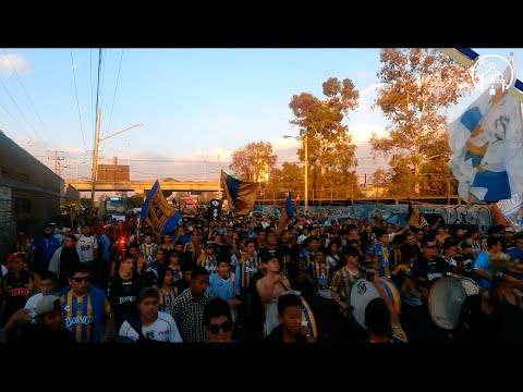 Caravana - Atlético San Luis 1-0 Queretaro (Parte 1) - La Guerrilla - San Luis