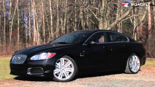 Roadfly.com - 2010 Jaguar XFR Road Test And Review