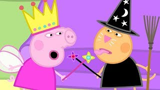 Peppa Pig in Hindi - Fancy Dress Party -  - हिंदी Kahaniya - Hindi Cartoons for Kids
