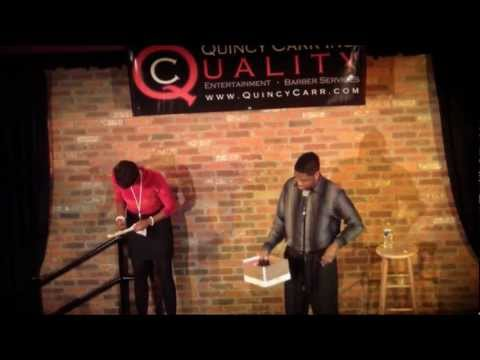 The Quality Comedy Series March 27, 2012 (Quincy Carr)