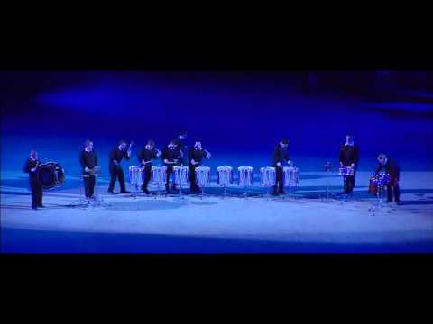 The Swedish Drum Corps Are Amazing!