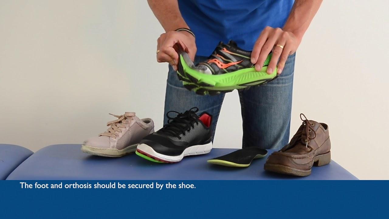 Allard AFO Step 4 Shoe Selection & Heel Height