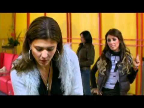 Rebelde grabó el primer capitulo de RBD La Familia