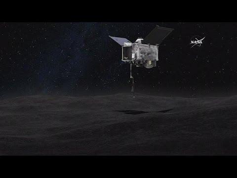 NASA: 8 Σεπτεμβρίου η εκτόξευση του Osiris-Rex για τον αστεροειδή Bennu