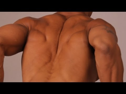 barbell - Watch more Home Back Workout for Men videos: http://www.howcast.com/guides/878-Home-Back-Workout-for-Men Subscribe to the Howcast Health Channel - http://how...