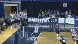 Ben Patch: BYU Freshman Volleyball Phenom