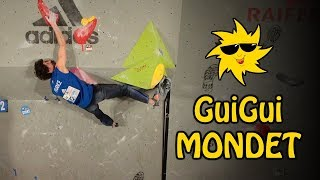 A tricky sequence and a hard pull to the top | Sunday Sends by OnBouldering