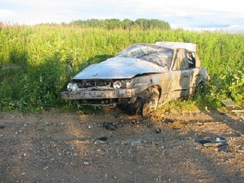 Жёсткие аварии 2015 за 2-ю неделю Июля