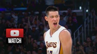 Jeremy Lin Full Highlights vs Hornets (2014.11.09) - 21 Pts, 7 Ast, SICK!