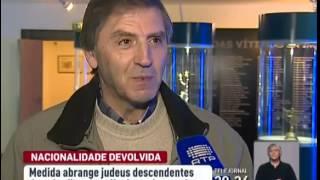 Belmonte Portugal  city images : Rabino de Belmonte quer nacionalidade portuguesa