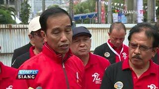 Presiden Joko Widodo sangat menyesalkan kasus bendera Indonesia yang terbalik dalam buku panduan Sea Games. Namun, presiden juga meminta permasalahan ini agar tidak dibesar-besarkan sambil menunggu permintaan maaf secara resmi dari pemerintah Malaysia.