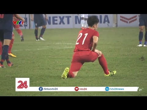 Tổng hợp thể thao 28/3: Đại thắng U23 Thái Lan, Đình Trọng phải nén đau để thi đấu | VTV24 - Thời lượng: 3:44.