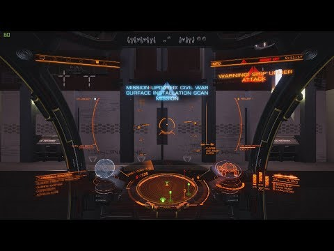 Random Player Tries to Destroy My Ship While I'm in an SRV