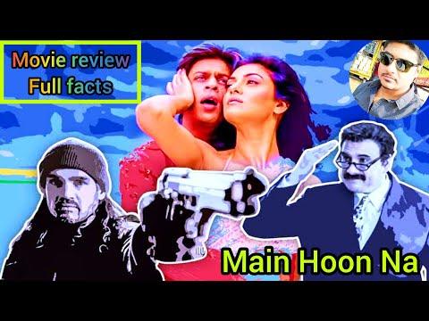 Main Hoon Na 2004 | Full Facts, Review & all Details | Shahrukh Khan, Sunil Shetty, Sushmita Sen