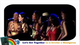 Let\\\'s get together - Spirit in the dark
