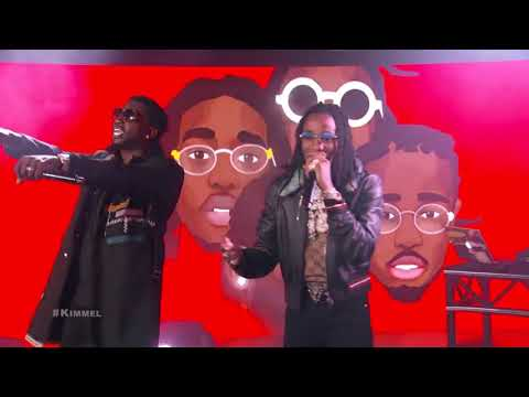 Gucci Mane Performs  I Get The Bag  feat  Migos