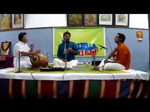 Video Samaja Vara Gamana - Hindolam - Vishnudev Namboothiri, L Ramakrishnan, Trivandrum Balaji download in MP3, 3GP, MP4, WEBM, AVI, FLV January 2017