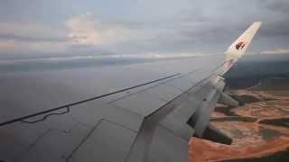 Kuala Berang Malaysia  city photos : Kuala Lumpur to Kuala Terengganu - Malaysia Airlines MH1326