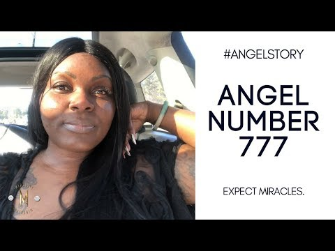 Angel Number 777:: Expect Miracles.✨💫 #angelnumbers