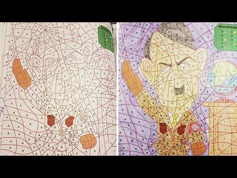 Αλυσίδα καταστημάτων απολογήθηκε για παιδικό βιβλίο με εικόνα του Χίτλερ