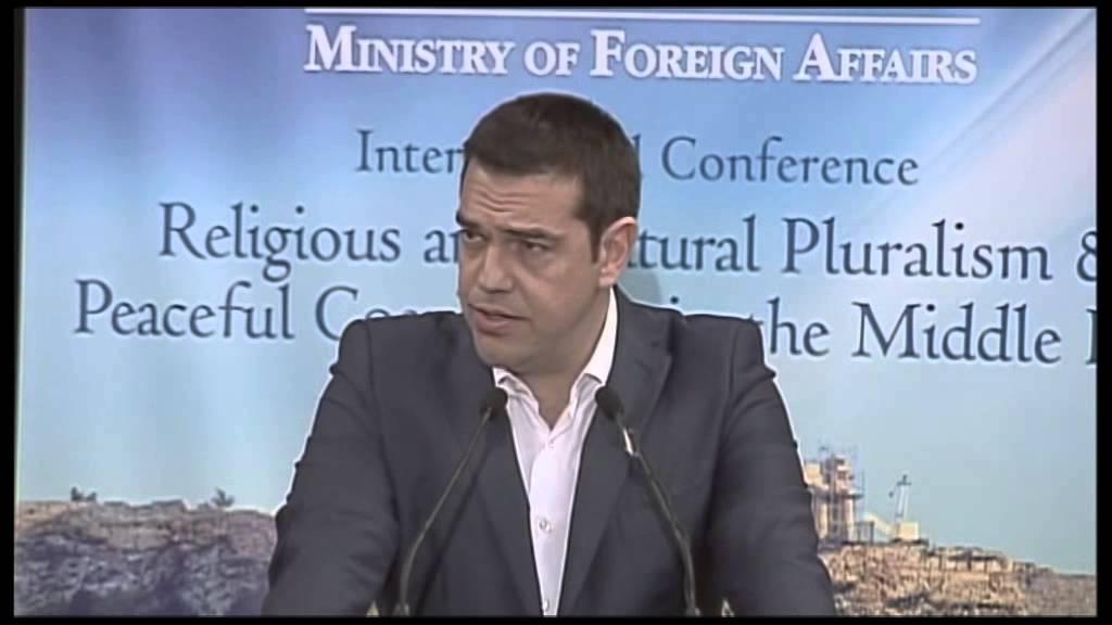 Αλ. Τσίπρας: Γέφυρες επικοινωνίας για τους λαούς η θρησκεία και ο πολιτισμός (19/10)